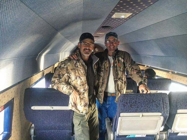 Most comfortable commercial plane flight in 20 years -- was on a DC3! Wide seats. Leg room. Fun. Driftwood Lodge to Anchorage. With Tom Claycomb supermodel. #alaskaexpeditioncompany #alaska #flying #dc3 #travel #comfort #ronspomeroutdoors