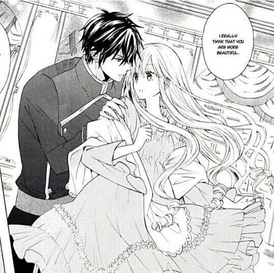 Manga: Okobore Hime to Entaku no Kishi