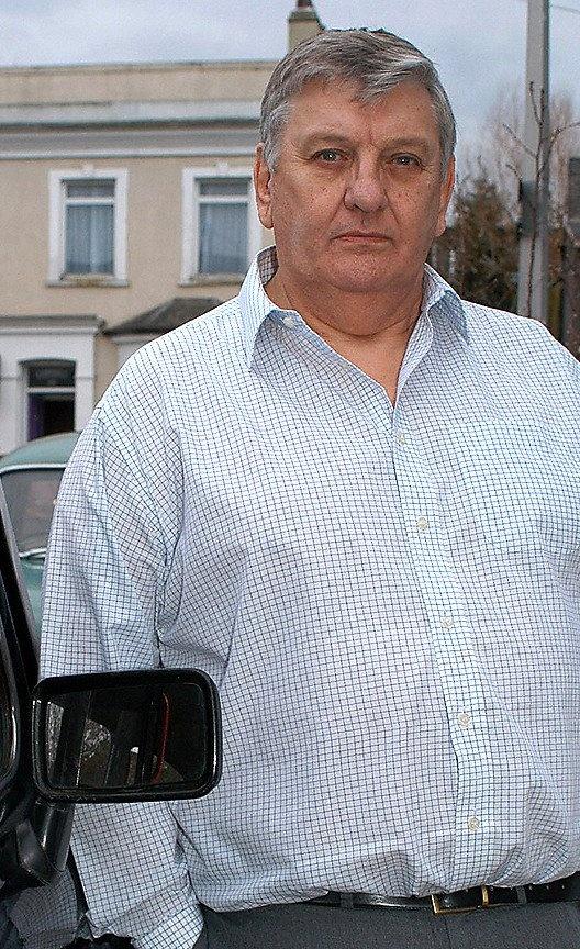 Charlie Slater played by Derek Martin