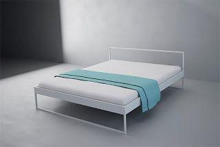 Marzua: Las camas minimalistas y vintage de la colección d...