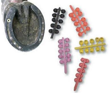 Snaffle-it Horse Supplies - Stud Plugs, $12.95 (http://www.snaffleithorsesupplies.com/stud-plugs/)