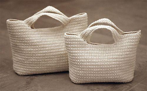Arriba, en el desván: Materiales para el bolso