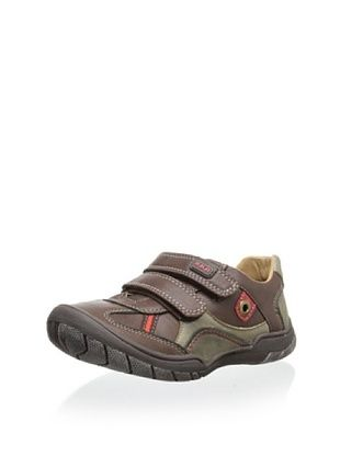 58% OFF Beeko Kid's Benjamin Sneaker (Toddler) (Brown)
