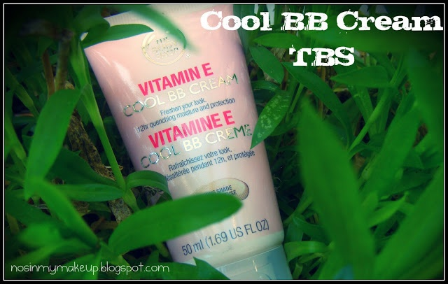 Vitamina E Cool BB Cream The Body Shop