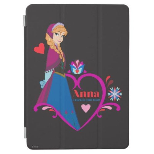 Anna – Listen to Your Heart iPad Air Cover  Disney Frozen Products  https://www.artdecoportrait.com/product/anna-listen-to-your-heart-ipad-air-cover/  #Frozen #Anna #Disney #DisneyPrincess #Princess More Disney Gifts Ideas Here : www.artdecoportrait.com/shop