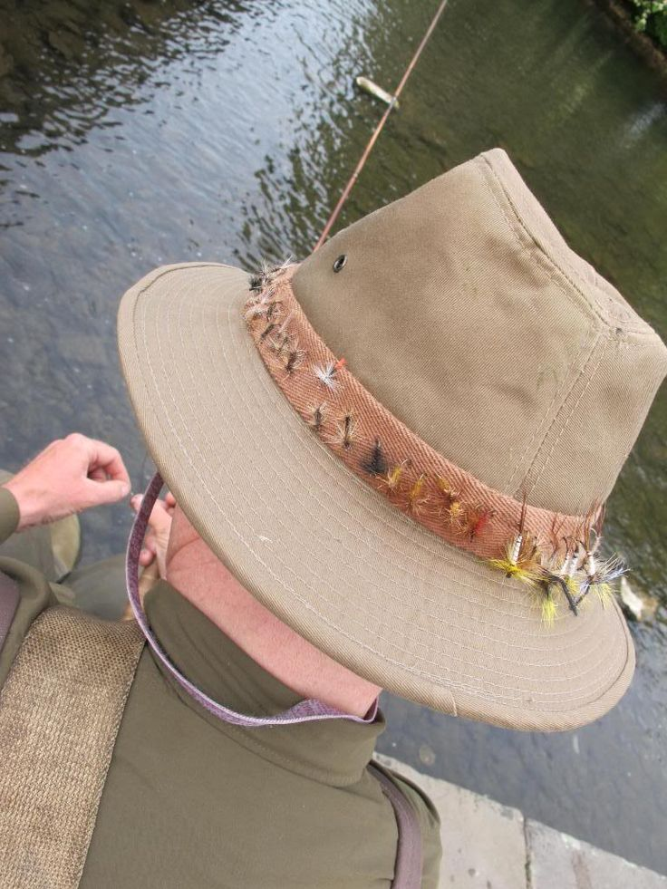 80 best images about pump boys and dinettes on pinterest for Fly fishing hat