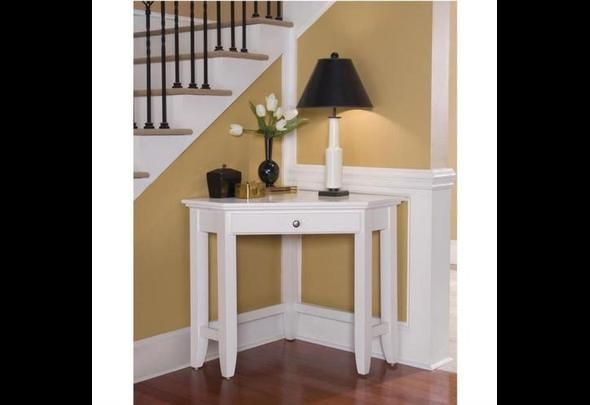 Corner Foyer Table : Best images about accent tables on pinterest antiques