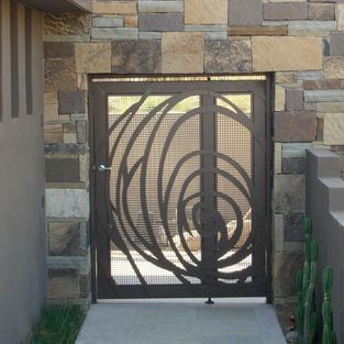 gate design ideas suzman design associates
