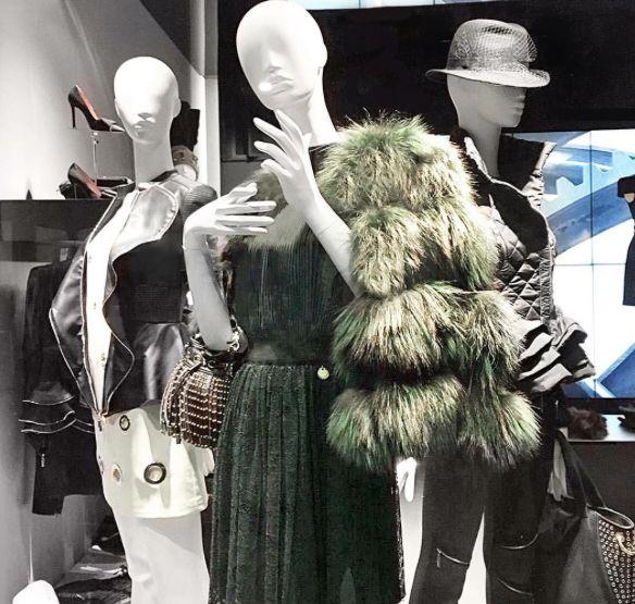 Dark green now in Corso Como 9, Milano!