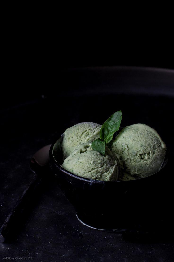 Basil Icecream, helado de albahaca, helado fotografía, basil icecream photography, food photographer, food photography, fotografía culinaria, food styling, receta, cocina