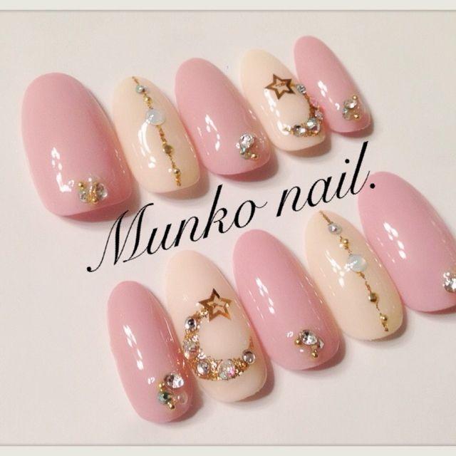 ネイル 画像 595711 | little bit  sweet.. #Japan #Japanese