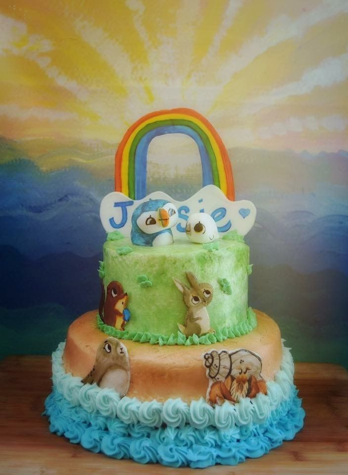 37 best Puffin Rock images on Pinterest Birthday party ideas