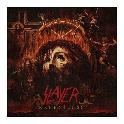 """Syksyn kenties kovin uutuusjulkaisu on ehdottomasti Slayerin """"Repentless"""". EMP.fi sai kunnian jutustella tovin Tom Arayan kanssa ja haastattelu on nyt luettavissa EMP-blogissa. Tsekkaa haastis ja laita uusi Slayer-albumi ennakkotilaukseen:  http://www.emp.fi/blog/musiikki/haastattelut/slayer-repentless/?wt_mc=sm.pin.fp.slayer-repentless.01072015"""