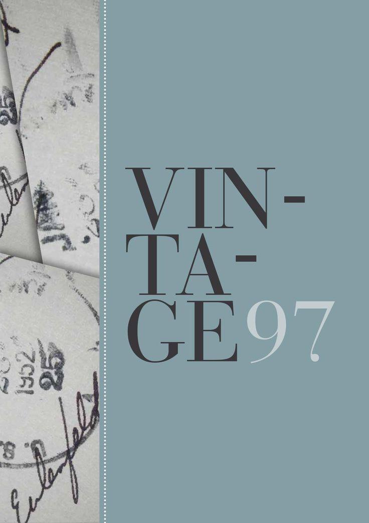Vintage 97 catalogo