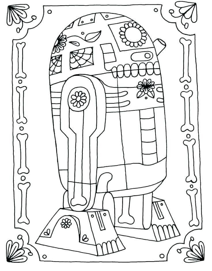R2d2 Coloring Pages Best Coloring Pages For Kids Star Wars Coloring Book Coloring Books Star Wars Crafts