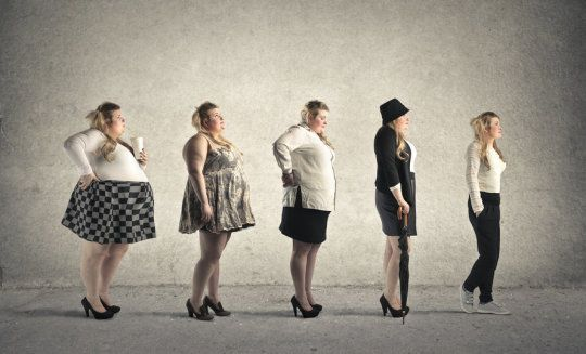 Obese People Often Don't Get to a Normal Weight - http://gazettereview.com/2015/07/obese-people-often-dont-get-to-a-normal-weight/