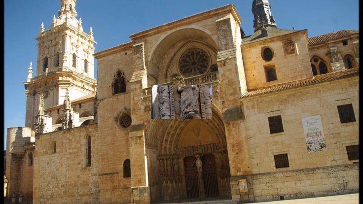 Fotos de: Soria - El Burgo de Osma - Catedral de la Asunción - vista ext...