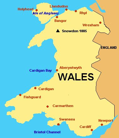 best 20 map of wales ideas on pinterest wales map england and