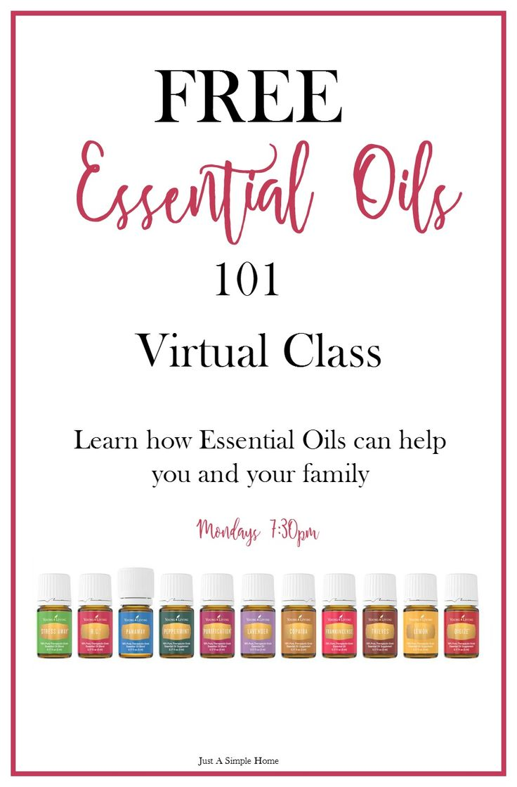 Join us as we share how Essential oils can change the course of your health. In a 45 minute virtual class, you'll learn so much about essential oils and how they can help your family. Leave feeling empowered to take charge of your health! Invite your friends! Essential oils are not required to join, this is for your information.