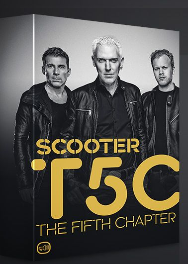Scooter - The Fifth Chapter   #T5C