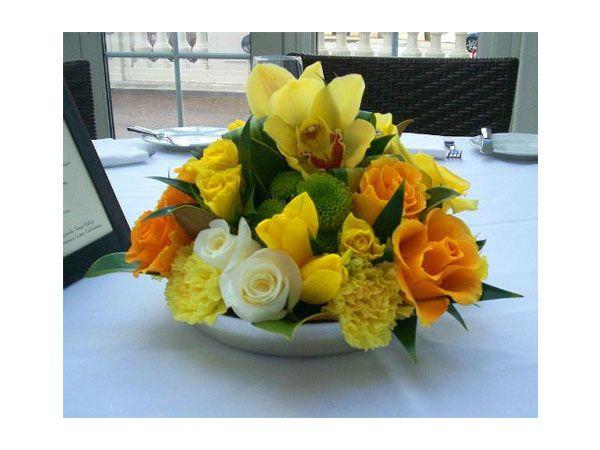 1000 images about arreglos florales on pinterest - Arreglos de flores para bodas ...