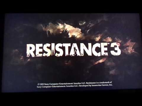 RESISTANCE 3 - PLAYSTATION PS3