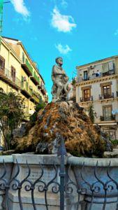 Piazza Rivoluzione by Donovan DiFiore