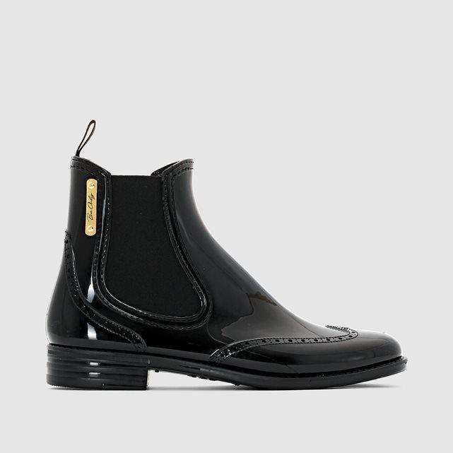 image Boots de pluie esprit chelsea BE ONLY