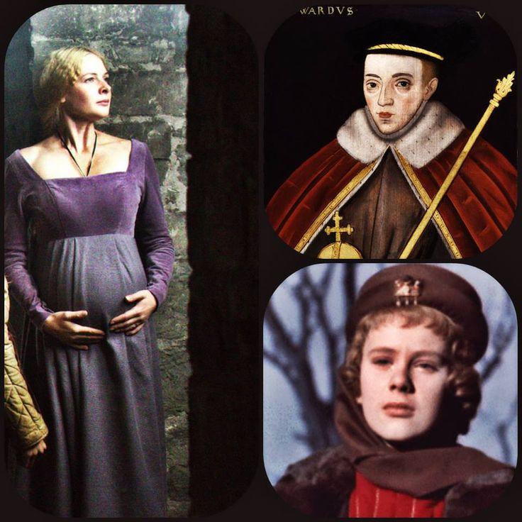 Al morir el rey Eduardo IV, su hijo se convirtió en el nuevo rey con el nombre de Eduardo V, y quedó al cargo de su tío Ricardo de Gloucester, nombrado Lord Protector.