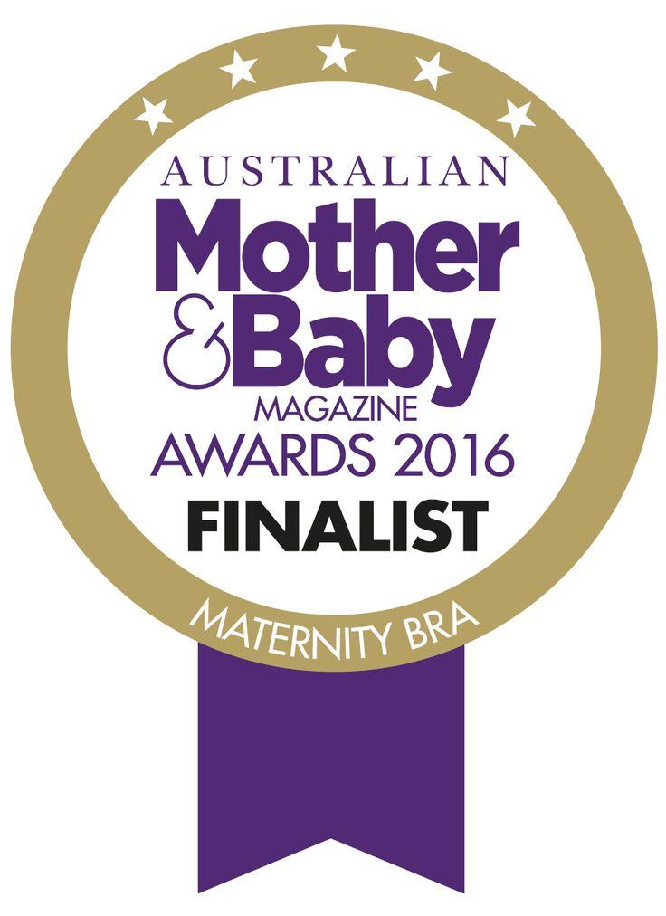 Modibodi's Maternity Bra is a Finalist for the Australian Mother & Baby Magazine Awards 2016
