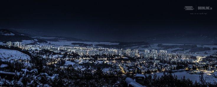 FOTO: Čarovná Banská Bystrica pod snehom   BBonline.sk