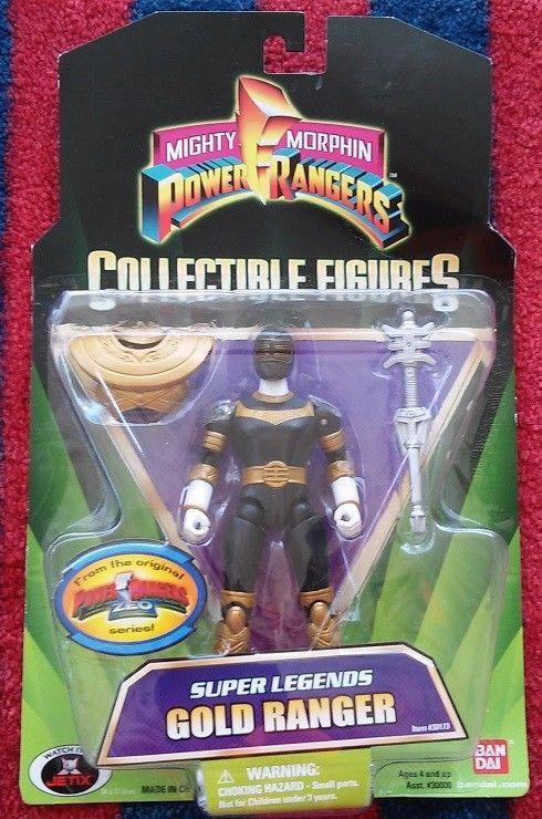 Mighty Morphin Power Rangers Super Legends Zeo GOLD Ranger Action Figure NeW NIB #MightyMorphin #PowerRangers #ZeoGoldRanger #MightyMorphinActionFigure #Bandai