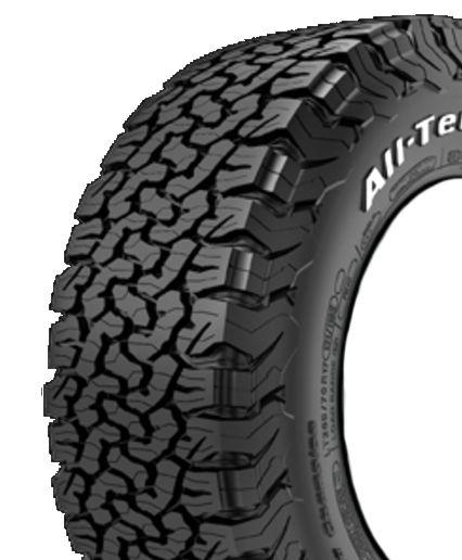 TYRE BF GOODRICH ALL TERRAIN (KO2) 285/75R16  #4x4Tyres #4x4 #BFG #BFGoodrich #AllTerrain #Tyres #MudTyres #OffRoad #MilnerOffRoad