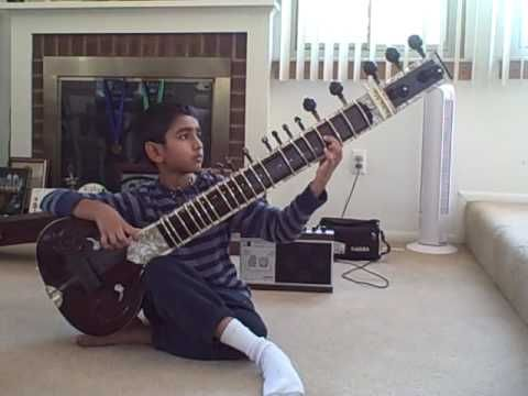 Young Sitar prodigy - YouTube - HERITAGE STUDIES lesson 61