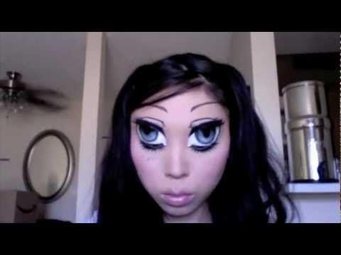 MAC ile Anime Gözler Nasıl Yapılır? - YouTube