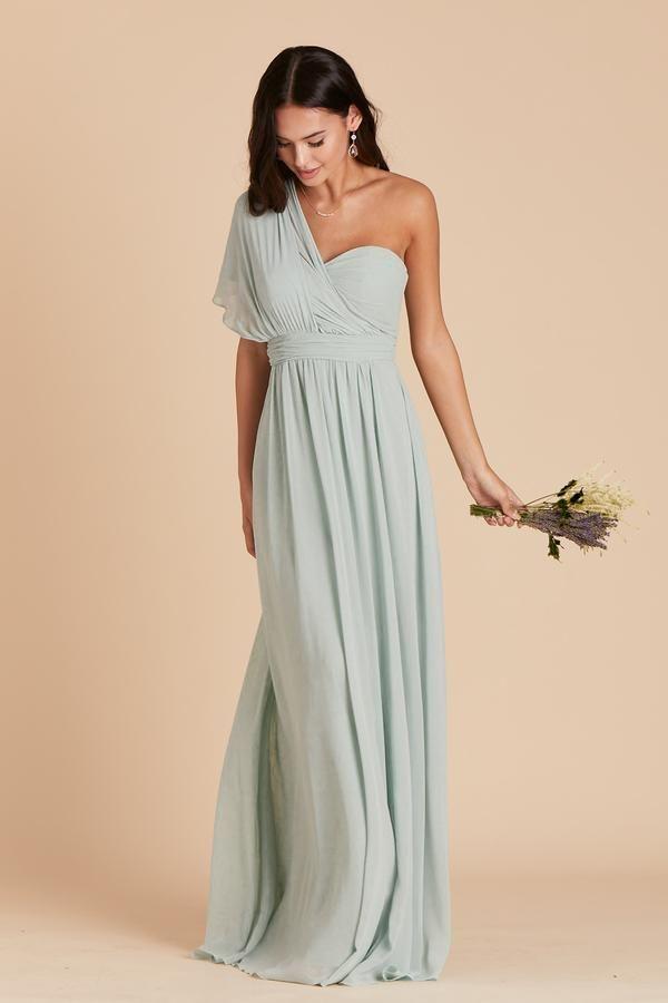 e0d7897e39d Birdy Grey Grace Convertible Dress - Sage