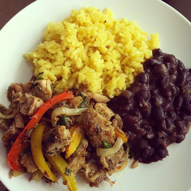 how to say beans in dominican spanish