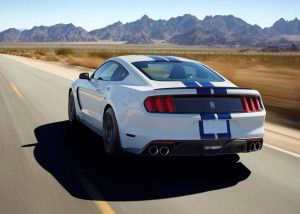 2015 Mustang Shelby specs