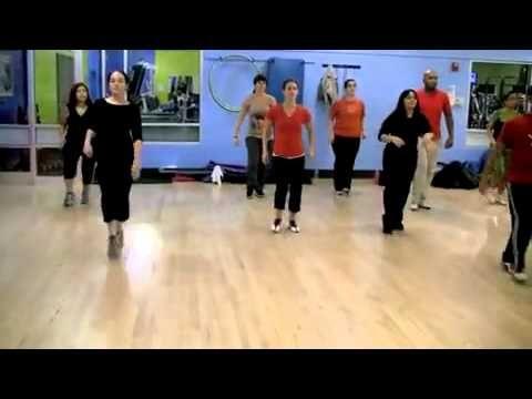 Bachata class (easy to repeat) Como Bailar Bachata - Pasos Basicos De Bachata