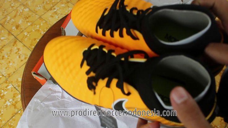 Sepatu Futsal Nike Magistax Onda II DF IC Laser Orange 917795 801 Original