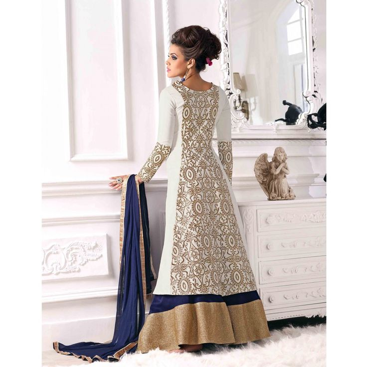 12 best sarees n suits images on Pinterest | Indian wear, India ...