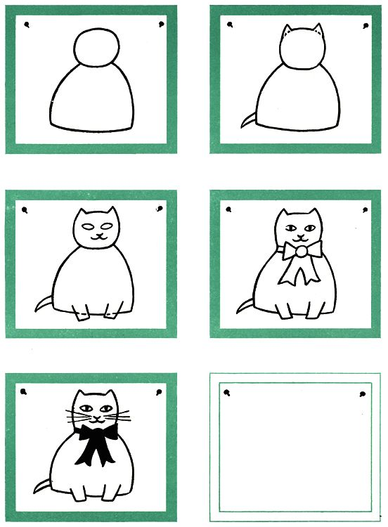 How to draw a cat kids drawing lesson kids fun for Fun to draw cat