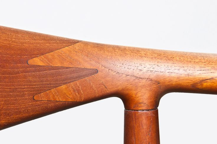 Hans Wegner - The Chair...  There is a reason why he is my favorite furniture designer.