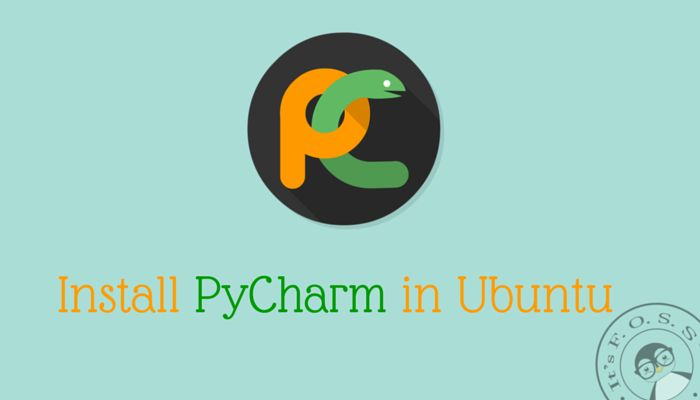 This is the easiest and painless way of installing PyCharm IDE in Ubuntu, Linux Mint and elementary OS.