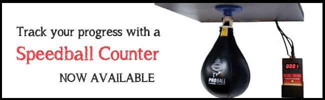 Track your progress with a Speedball Counter! Check it out http://jimbradley.com.au/blogs/news/14906393-can-you-beat-the-world-record-in-speedball-hits-only-one-way-to-find-out #jimbradley #boxing #speedball #fitness