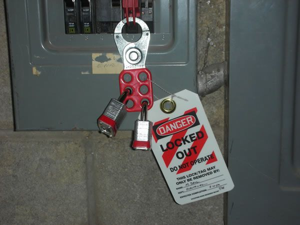 106 Best Images About Lockout Tagout On Pinterest