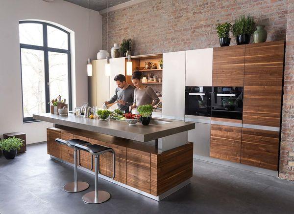 top 25 ideas about küche mit kochinsel on pinterest | bulthaup, Wohnzimmer dekoo