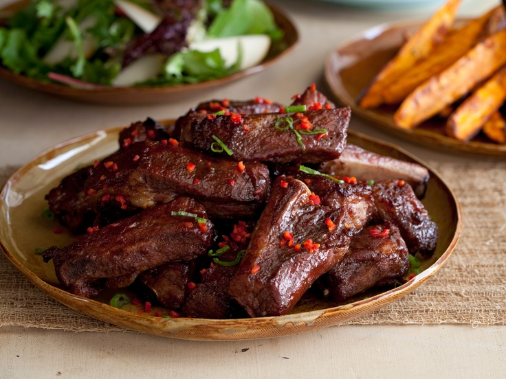 126 best ching he huang recipes images on pinterest cooking food golden gate chili ribs recipes cooking channel key here is the shaohsing rice wine found in all asian markets forumfinder Images