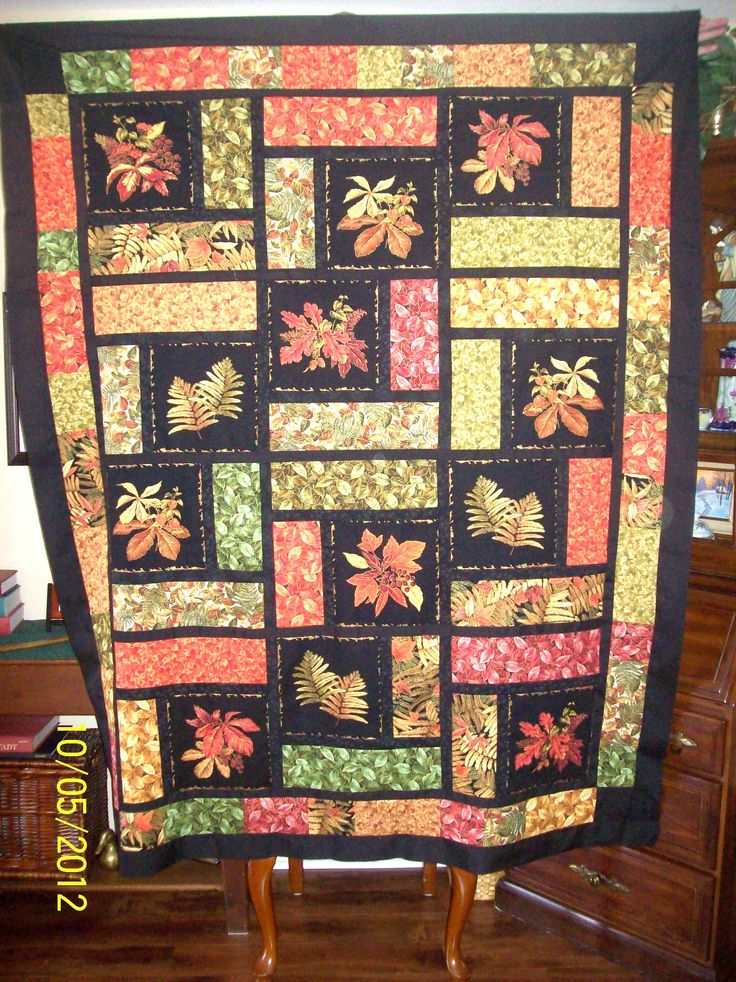 Quilt Patterns Made With Panels : 17 Best images about Panel Quilts inspiration on Pinterest Quilt, Wildlife quilts and Wall ...