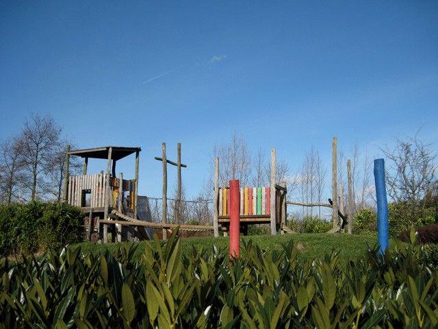 Buitenwereld speeltuin en kinderboerderij Houten